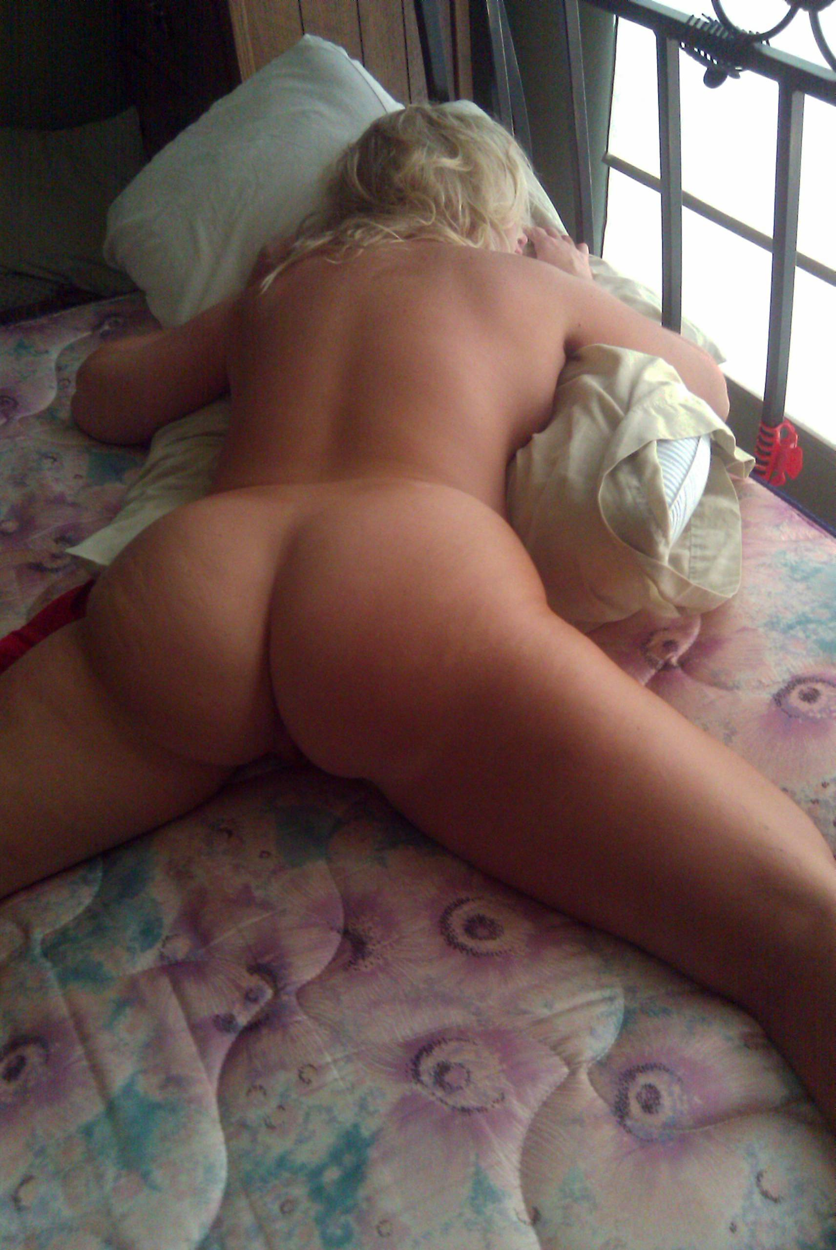 Big Ass Blonde Interracial