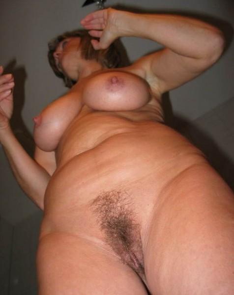 Bush milf Hairy